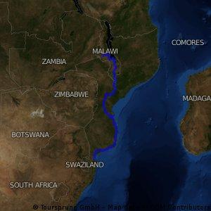 Malawi Mozambique 2010