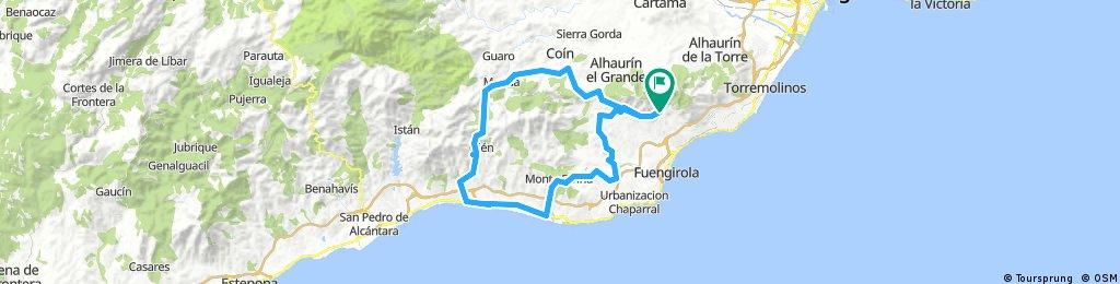 Mijas-Monda-Marbella