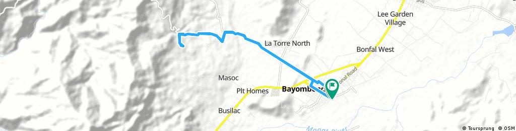 Masoc, Bayombog