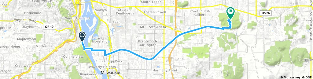 Butterfly Park and Spring Water Corridor