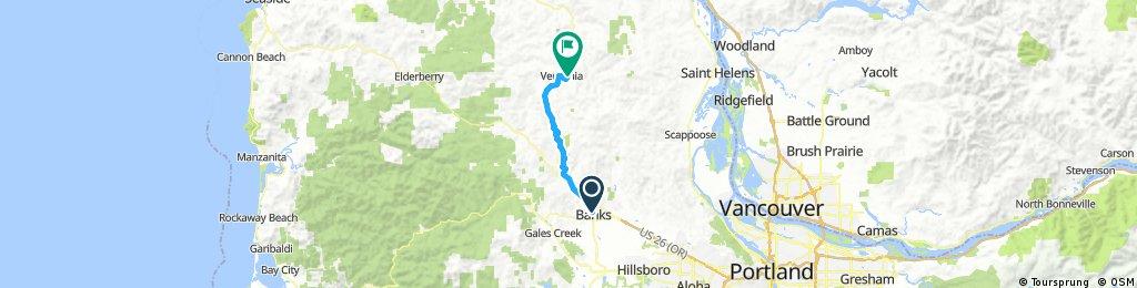 Banks / Vernonia Trail