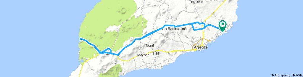 80km 910hm El Golfo