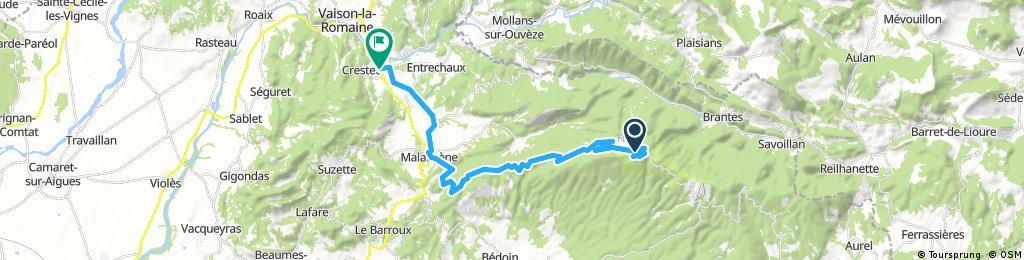 20160920 Mont Ventoux