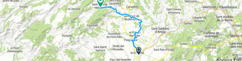 La Granada-St. Joan de Mediona