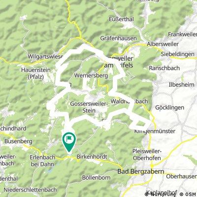 Tour 8 Annweiler Sued