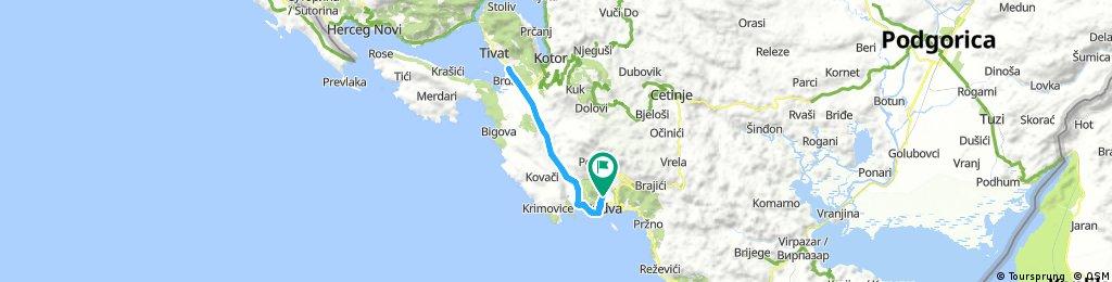 Lengthy bike tour from 10. oktobar 13.48