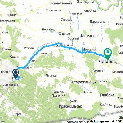 2017-09-27 Ucraina: Rostoki - Vijnita- Hlynytsya - Cernauti