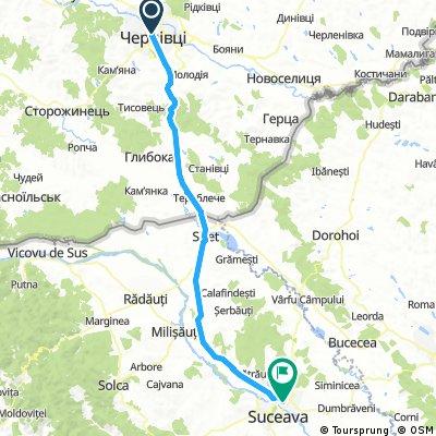 2017-10-03 Ucraina: Cernauti- Suceava