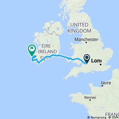 Chippenham to Dingle