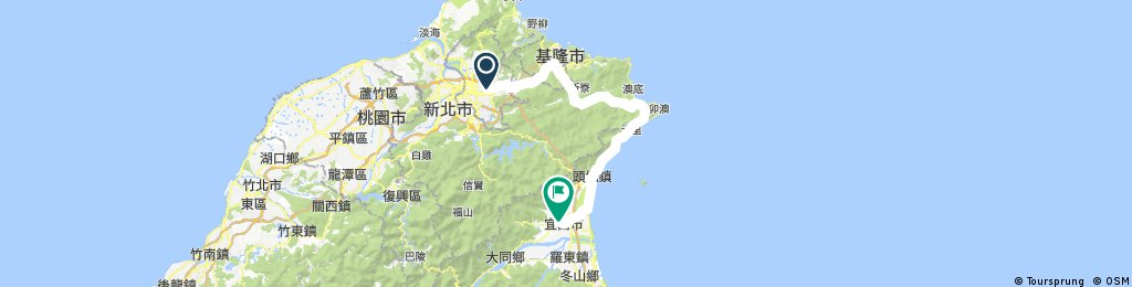 Taipei - Hualien