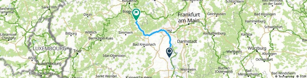 Osthofen Sankt Goar