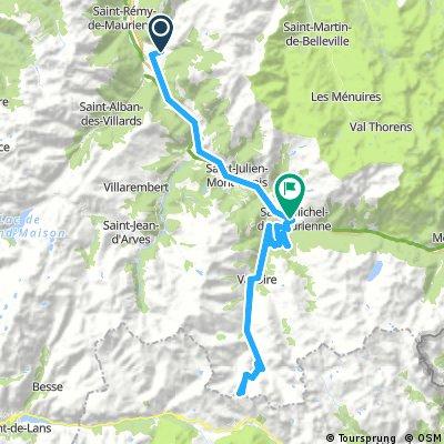 2017-08-09 / Col du Télégraphe + Col du Galibier et retour