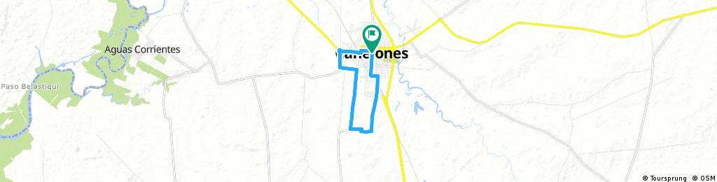 10 km Light Route