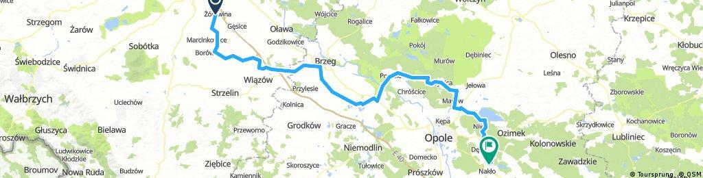 Wrocław - Raszowa