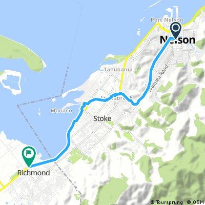 04 Nelson - Richmond