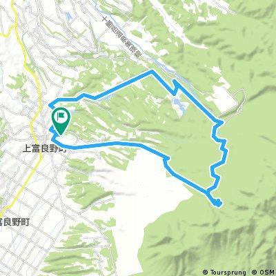 十勝岳~日本屈指可數的陡坡登山路線