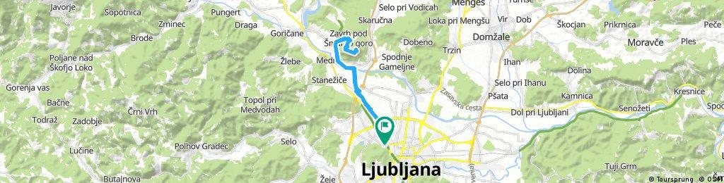 Šiška-Šmarna gora -Šiška