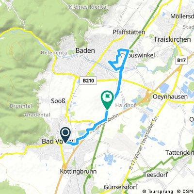 Wr. Neustädter Kanal - Baden