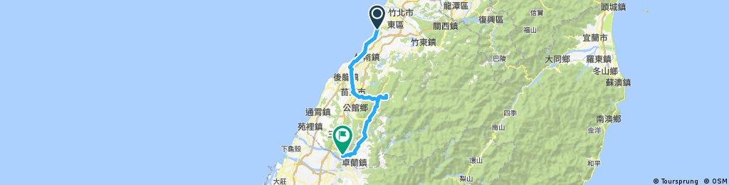 新竹風情海岸-苗栗仙山-鯉魚潭