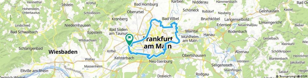 Grüngürtel Frankfurt 2017