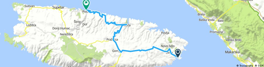 Island of Brac October 18, 2:05 PM