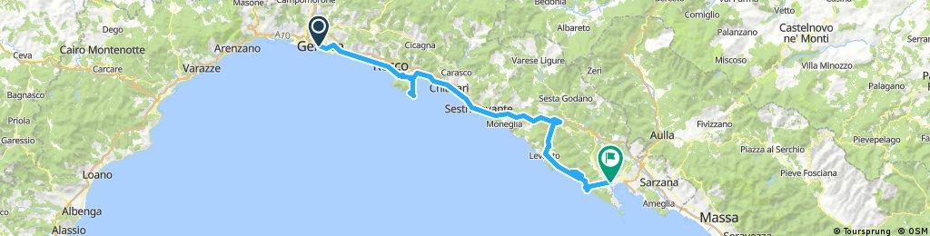 Genova-La Spezia
