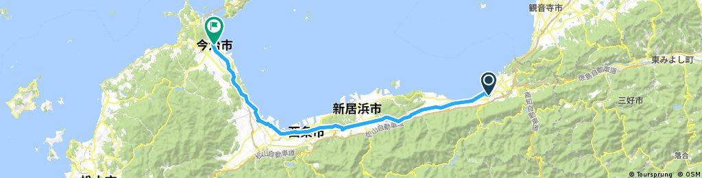 Shikokuchuo-Imabari