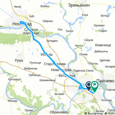 Panonska ekspedicija 100km Srema