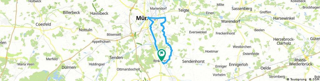 Münster Werse Rinkerode