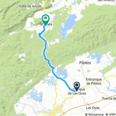 Etappe 10: Entronque de Las Ovas → Viñales - Cuba Cycling XL
