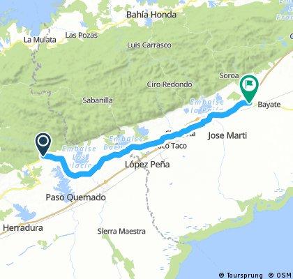 Etappe 13: San Diego de los Baños → Candelaria - Cuba Cycling XL