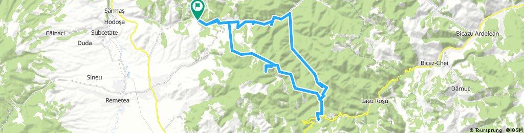 (29.06.2017) Jolotca - Pasul Tengheler - Pasul Pangarati - Hagota - Jolotca