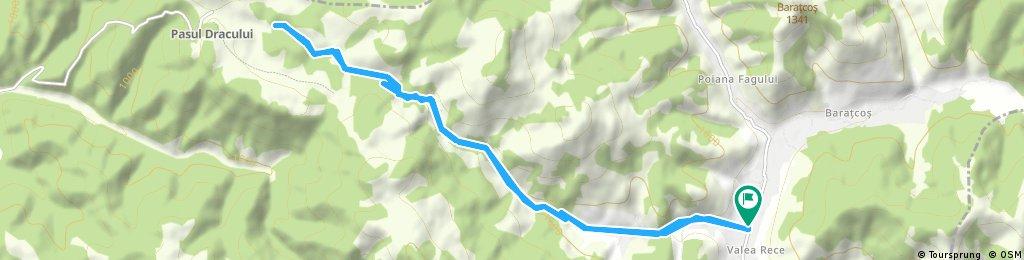 (26.09.2017) Valea Rece - Saua Tarcau - Valea Rece