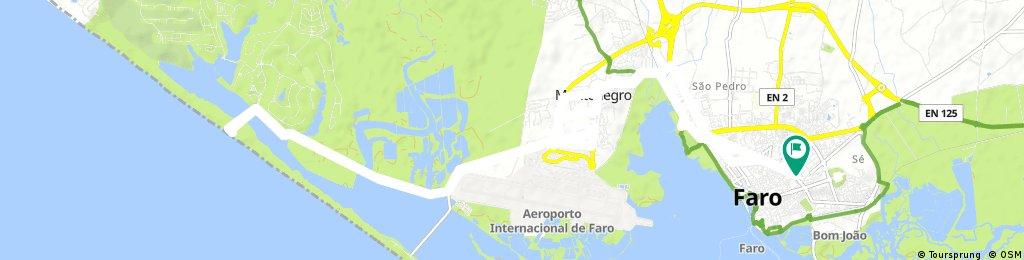 Radrunde durch Faro