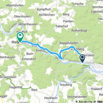 Abschlussfahrt G2 Kelheim-Riedenburg