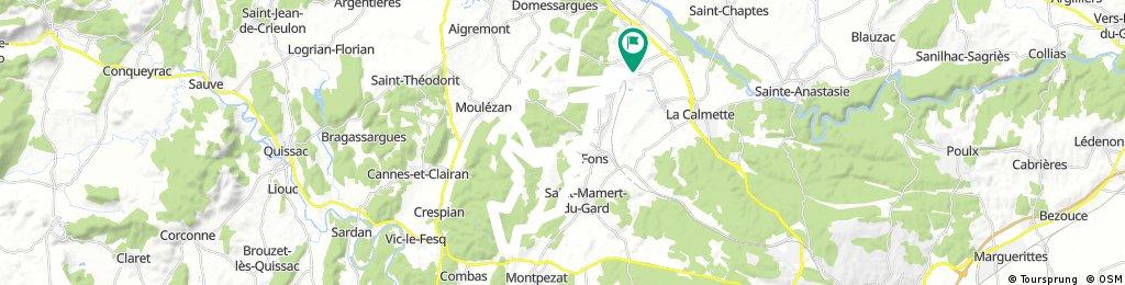 Parcours 50km