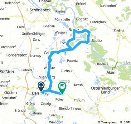 Bernburg -Barby - Bernburg