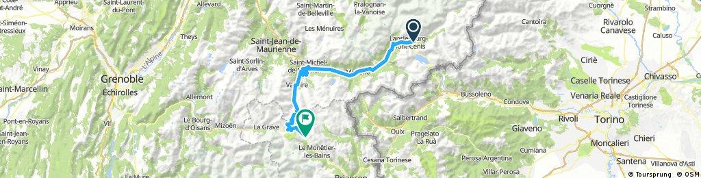 D'Autunno sui colli del Tour - Tappa 2: Col du Telegraphe e Galibier