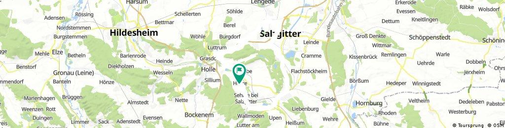Sehlde-Alt.Wallmoden-SZ.Bad-Gebhardshagen-Salder-Lebenstedt-Osterlinde-Rhene-Heere24.10.2017