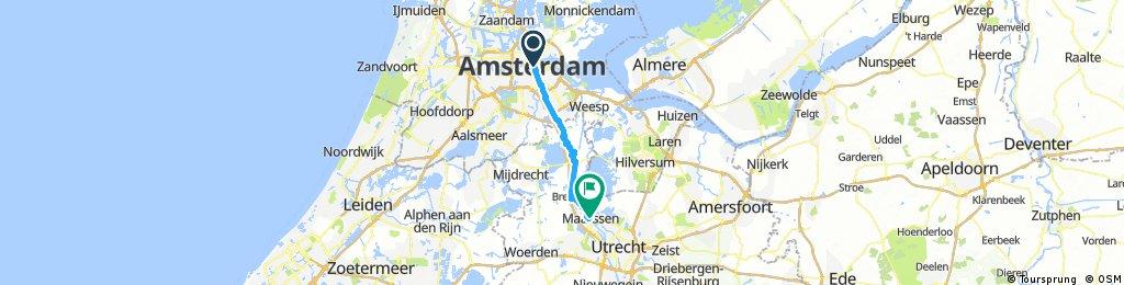 Amsterdam-Utrecht 2017