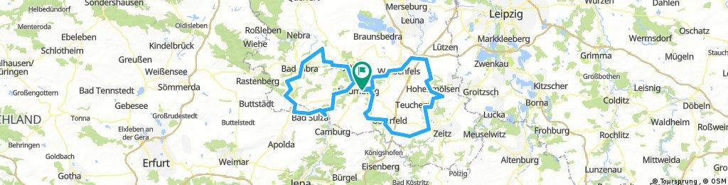2017-08-05: 2. WE-Tour Rad-Acht