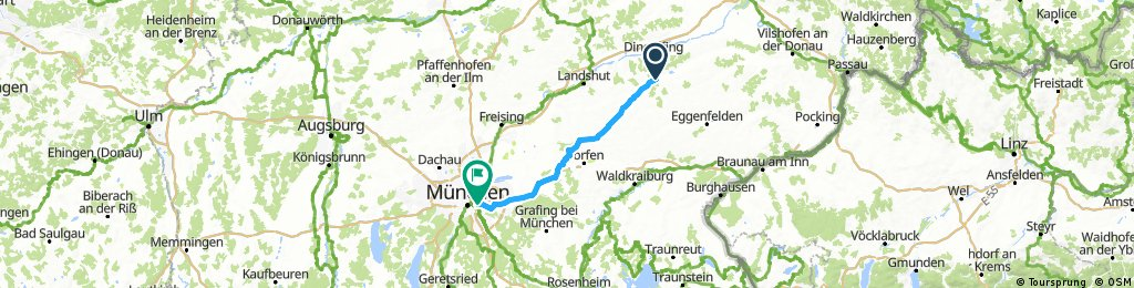 Frontenhausen München