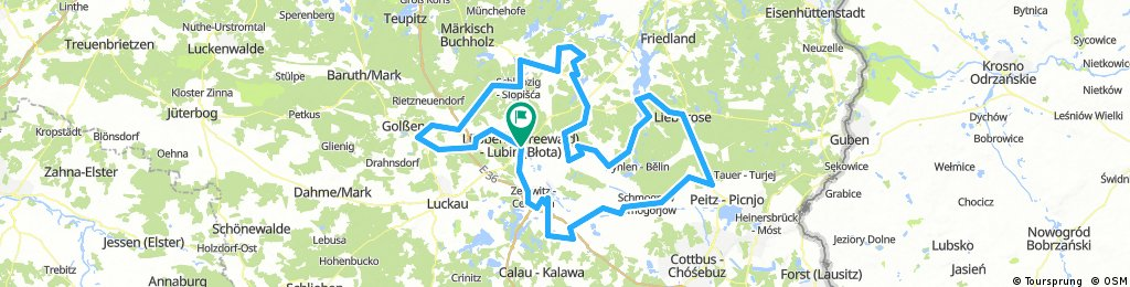 Spreewald Marathon 200km 2017