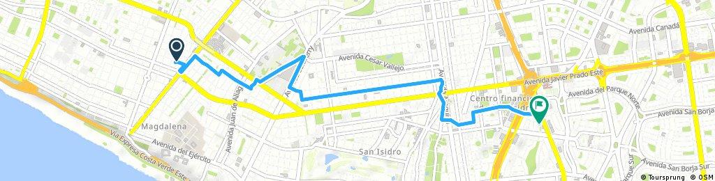ruta Orazul