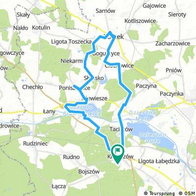 ZKSR 2017 Kleszczów - Toszek