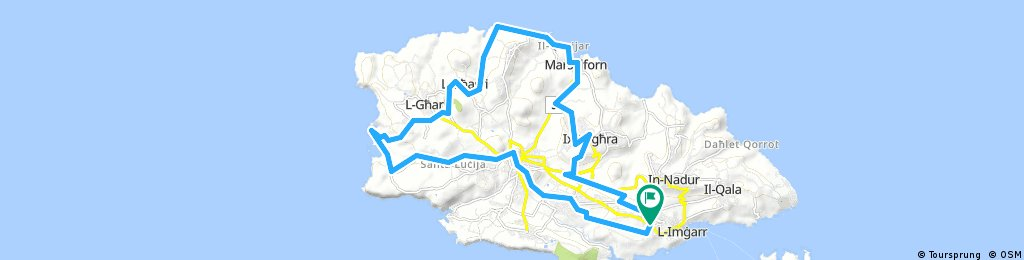 Gozo loop