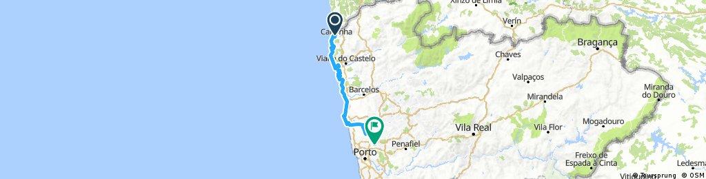 Caminha - Viana - Esposende - Povoa - Alfena