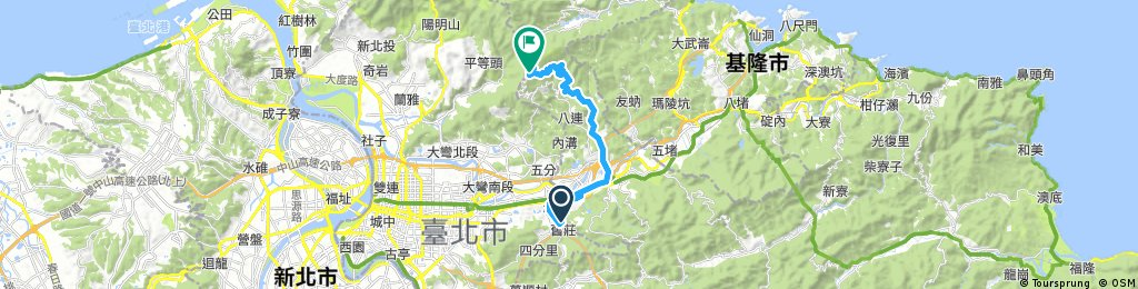 Mt Wuzhu challenge