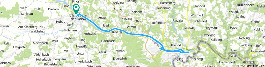 Vilshofen - Passau