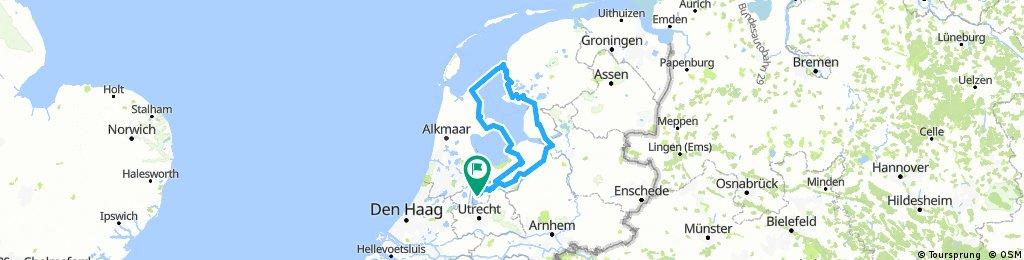 NL - Kortenhoef-Afsluitdijk